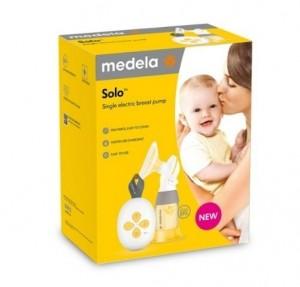 SOLO™ Extractor de Leche Eléctrico Simple.- Medela
