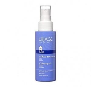 1er Huile Massage, 100 ml. - Uriage