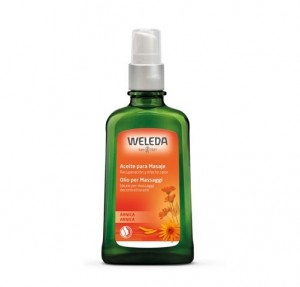 Árnika Aceite para Masaje, 50 ml. - Weleda