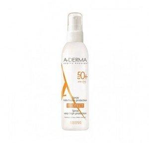 Aderma Protect Spray SPF50, 200 ml. - A-Derma