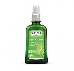 Abedul Aceite Anticelulitico, 100 ml. - Weleda