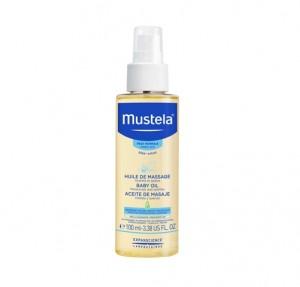 Aceite de Masaje, 100 ml. - Mustela