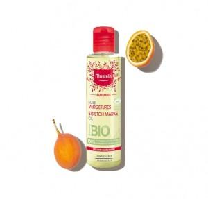 Aceite Estrías BIO/ORGÁNICO, 105ml. - Mustela