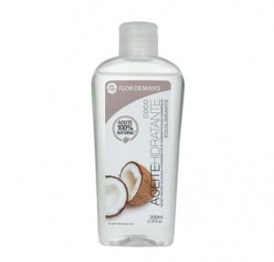 Aceite Hidratante Coco, 200 ml. - Flor de Mayo