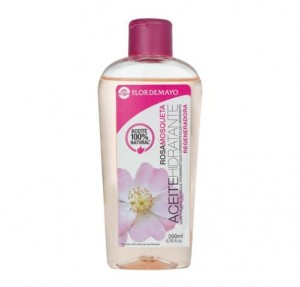 Aceite Hidratante Rosa Mosqueta, 200 ml. - Flor de Mayo