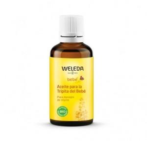 Aceite Para la Tripita del Bebé, 50 ml. - Weleda