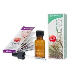 Aceite Puro 100% Árbol de Té, 20 ml . - Flor de Mayo