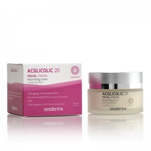 Acglicolic 20 Crema Nutritiva, 50 ml. - Sesderma