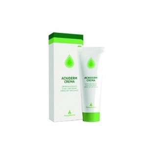 Acniderm Crema Anti-Brillos, 50 ml. - Asacfarma