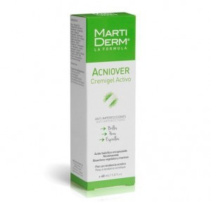 Acniover Cremigel Activo, 40 ml. - Martiderm
