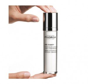 Age-Purify Intensive Fluido Doble Corrección Arrugas + Imperfecciones, 50 ml. - Filorga