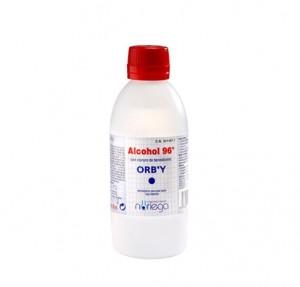 Alcohol Sanitario Orby 96º, 250 ml. - Loftifar