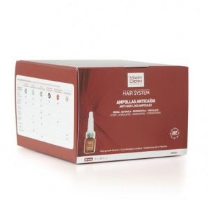 Ampollas Anticaida, 28 unidades - Martiderm