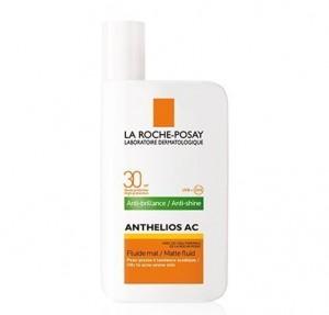 Anthelios AC SPF 30 Fluido Extremo Mat, 50  ml. - La Roche Posay