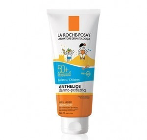 Anthelios Dermo-Pediatrics SPF 50+ Leche, 250  ml. - La Roche Posay