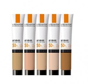 Anthelios Mineral One Crema-Solar de Día con Color Brown, 30 ml. - La Roche