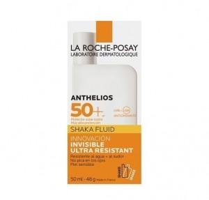Anthelios Shaka Fluid SPF50+, 50 ml. - La Roche Posay