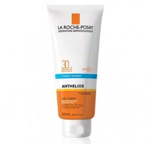 Anthelios Spf 30 Leche Aterciopelada, 300 ml. - La Roche Posay
