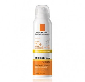 Anthelios SPF 50+ Bruma invisible Ultra Ligera, 200 ml. - La Roche Posay