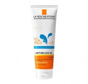 Anthelios XL Gel Wet Skin SPF50+, 250 ml. - La Roche Posay