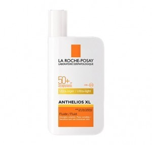 Anthelios XL SPF 50+ Fluido Ultra Ligero, 50 ml. - La Roche Posay
