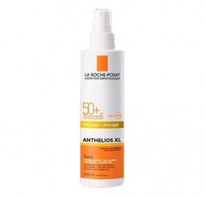 Anthelios XL SPF 50+ Spray , 200 ml . - La Roche Posay