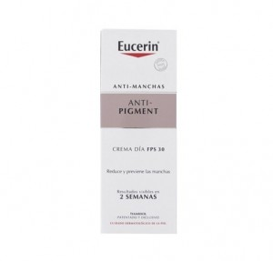 Anti-Pigment Día FPS 30, 50 ml. - Eucerin