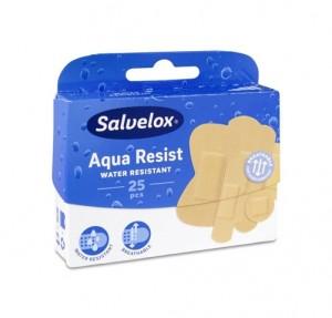 Aqua Resist Apósitos, 25 ud.- Salvelox