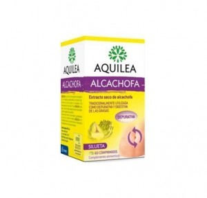 Aquilea Alcachofa, 60 comp. - Aquilea Uriach