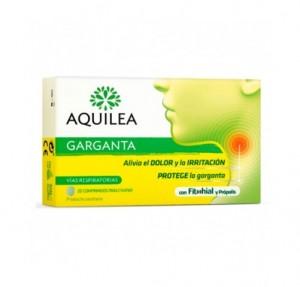 Aquilea Garganta, 20 Comp. - Aquilea Uriach