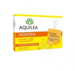 Aquilea Memoria, 30 Cápsulas. - Aquilea Uriach