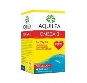 Aquilea Omega-3 Forte, 90 Cápsulas. - Aquilea Uriach