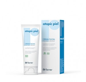 Atopic Piel Crema Facial, 50 ml. - Ferrer