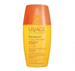 Bariésun Fluido Ultraligero SPF50+, 30 ml. - Uriage