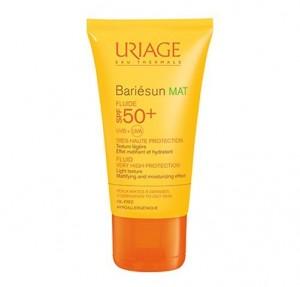 Bariésun Mat Fluido Matificante SPF50+, 50 ml. - Uriage