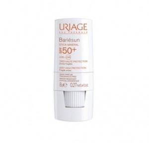 Bariésun Stick Mineral SPF50+, 8 gr. - Uriage