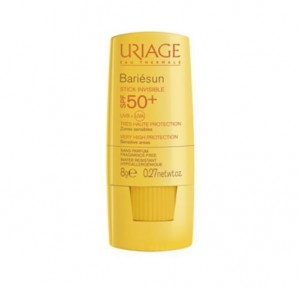 Bariésun Stick Invisible SPF50+, 8 gr. - Uriage