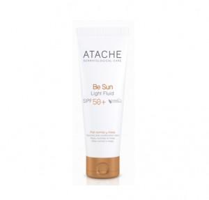 Be Sun Light Fluid SPF 50+, 50 ml. - Atache