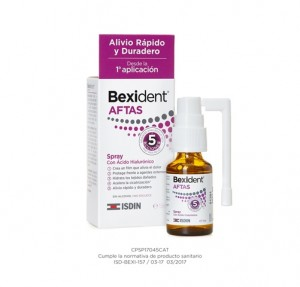Bexident AFTAS Spray, 15 ml. - Isdin