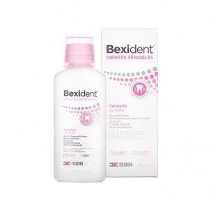 Bexident Dientes Sensibles Colutorio, 500 ml. - Isdin