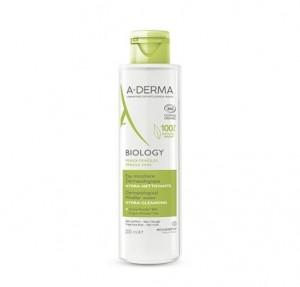 Biology Agua Micelar Hidralimpiliadora, 400 ml.- Aderma