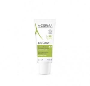 Biology Crema Hidratante Rica, 40 ml.- Aderma