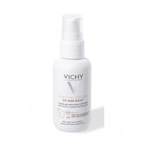 Capital Soleil Uv-Age Daily SPF 50, 40 ml. - Vichy