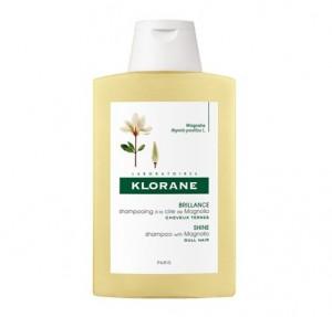 Champú a La Cera de Magnolia, 400 ml. - Klorane