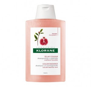 Champú a La Granada, 400 ml. - Klorane