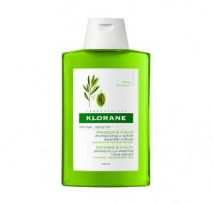 Champú al Extracto Esencial de Olivo, 400 ml. - Klorane