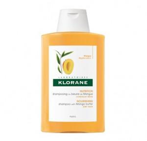 Champú Tratante Nutritivo Con Manteca de Mango, 400 ml. - Klorane