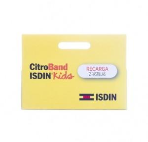 CitroBand Kids Recargas Pulsera - 2 Pastillas. - Isdin