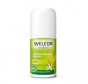 Citrus 24h Desodorante Roll-on, 50 ml. - Weleda
