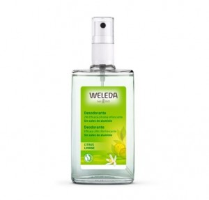 Citrus Desodorante Spray, 100 ml. - Weleda